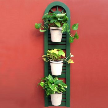 Firenze-window-wall-planter-with-white-pots